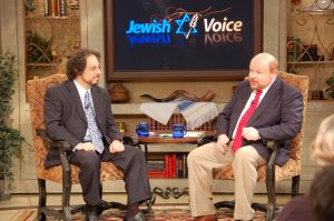 Kevin Geoffrey on Jewish Voice with Jonathan Bernis