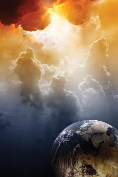 planet in danger