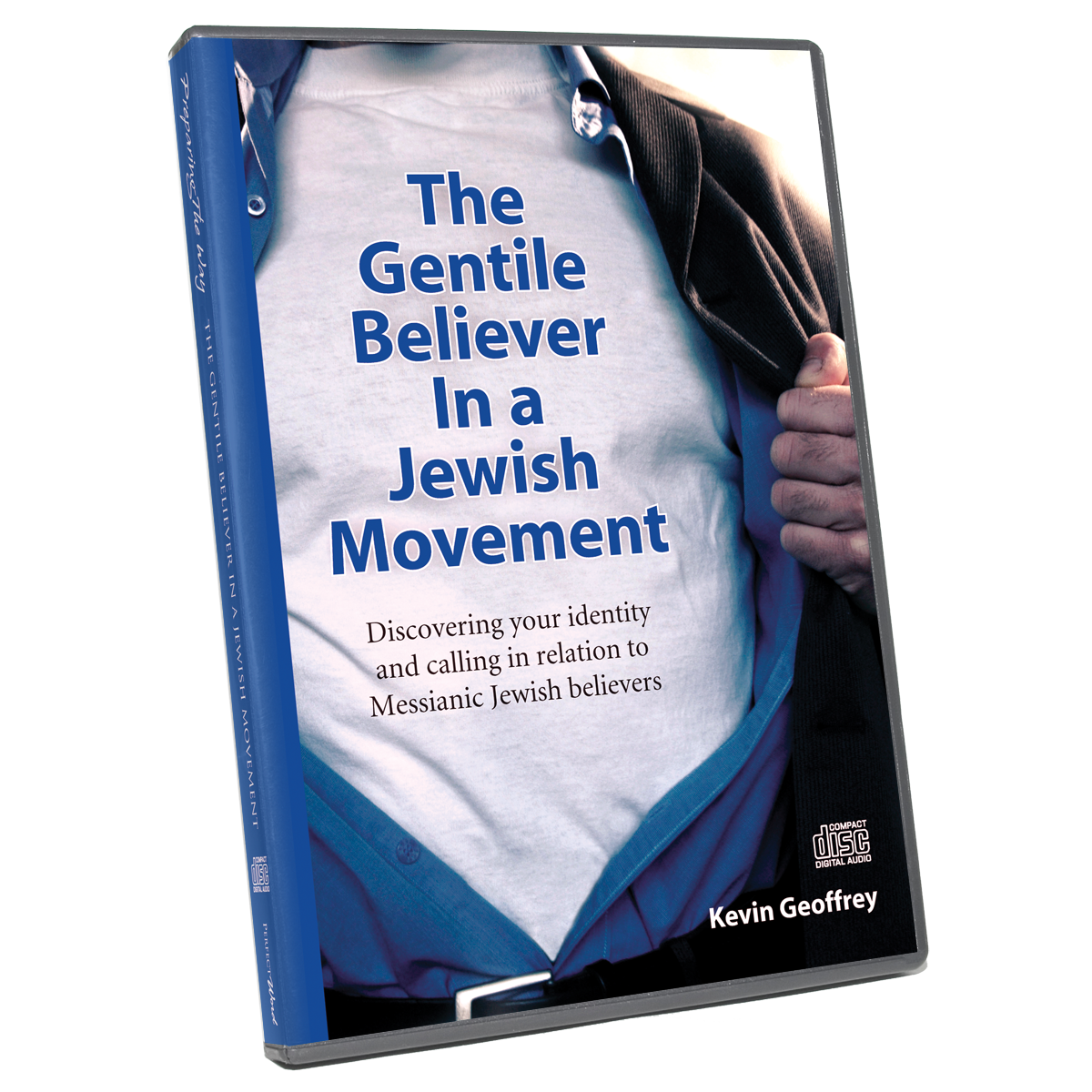 Kevinbelieberz: The Gentile Believer In A Jewish Movement